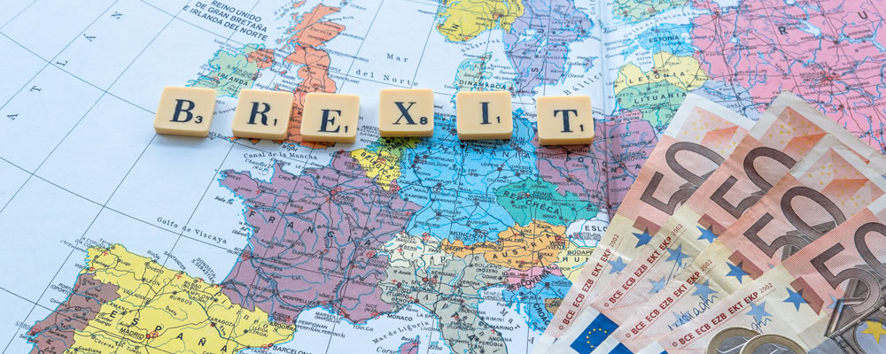 Currency transfers post brexit