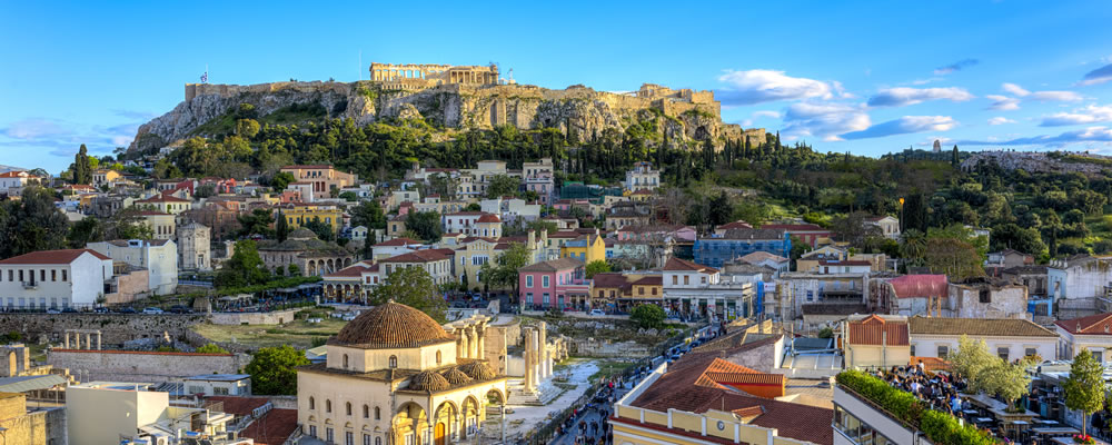 Moving to Athens capital city of Greece