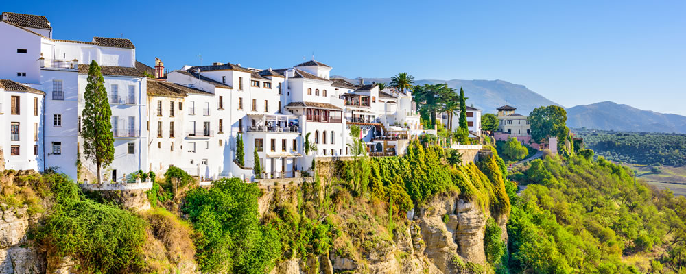 Property in the Andalucia