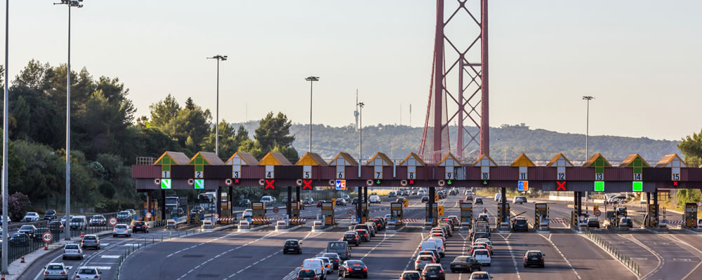 Toll bridges can yield a good return