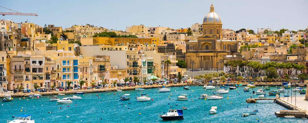 malta popular expat location