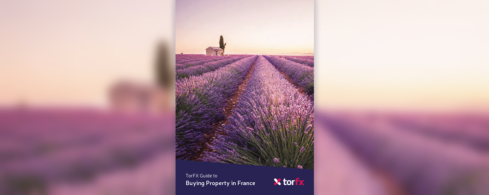 TorFX Buying Property in France Guide